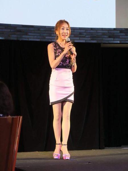 ミセスツーリズム日本代表選考会 募金活動
