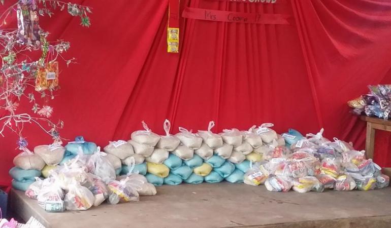 フィリピン貧困の子供・インドネシア津波に対しての支援金